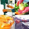"""Перчатки Для Чистки Овощей """"Шкурка"""" Tater Mitts Gloves"""