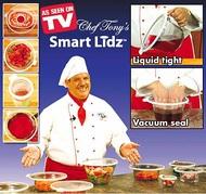 Набор вакуумных крышек Smart Lidz