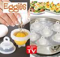 Контейнеры Лентяйка для варки яиц без скорлупы ВСЕГО за-1руб.